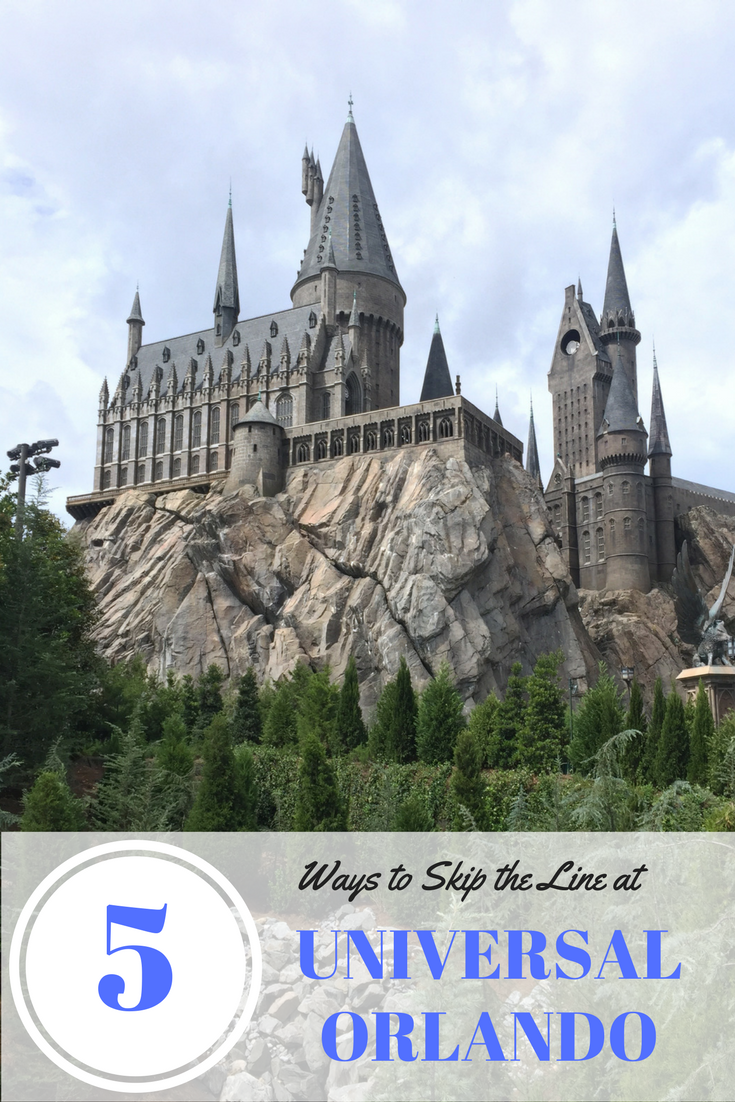 How to skip the line at Universal Orlando