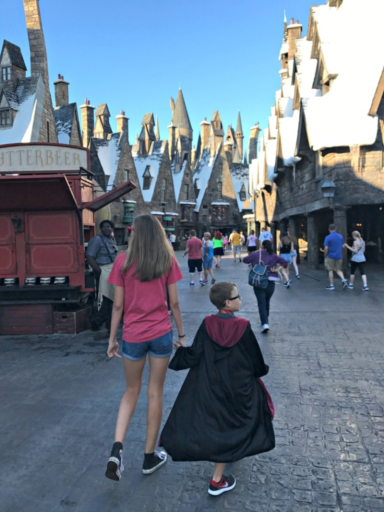 7 Cool Reasons to Stay at the Hard Rock Hotel Orlando- Early Entry to Wizarding World of Harry Potter