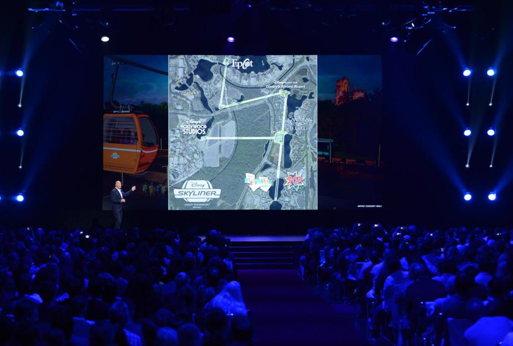 Disney Parks Rumors - Disney Skyliner