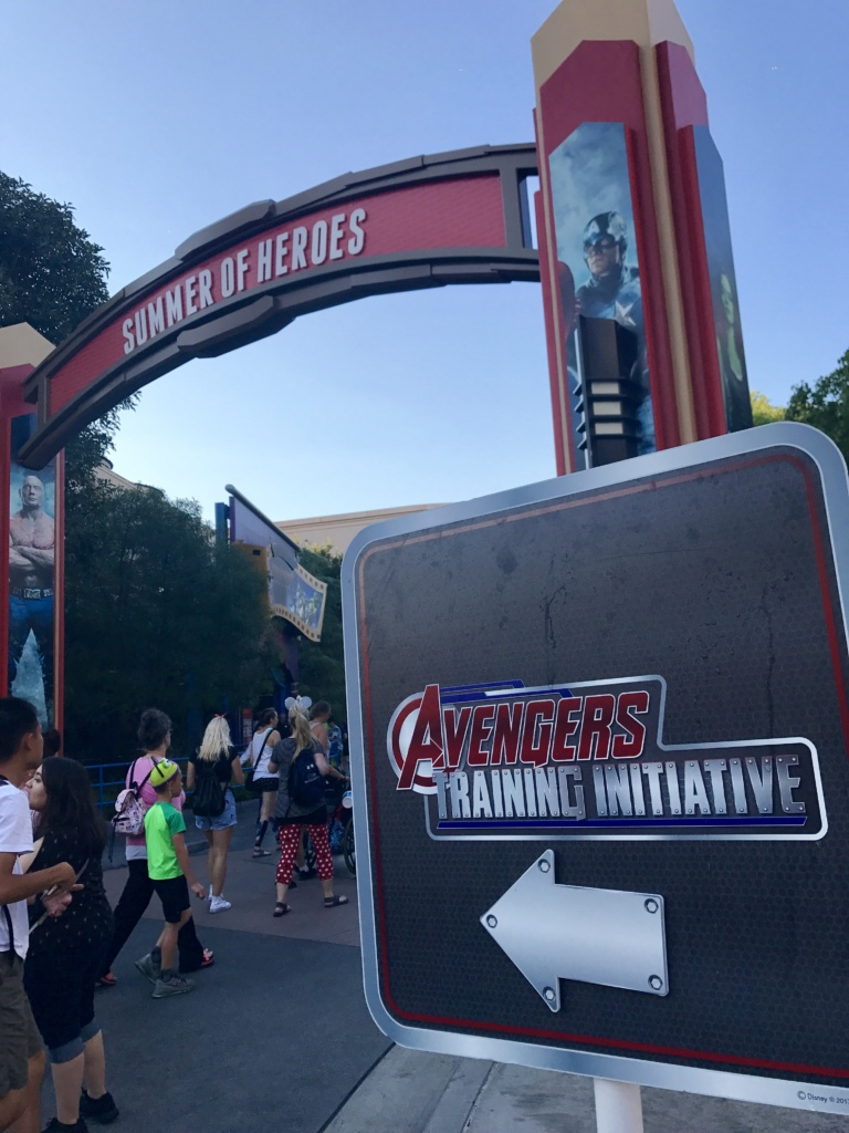 9 Things You Don't Want to Miss at Summer of Heroes at Disney California Adventure Park: Avengers Training Initiative