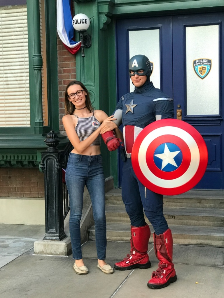 9 Things You Don't Want to Miss at Summer of Heroes at Disney California Adventure Park: Meet Captain America
