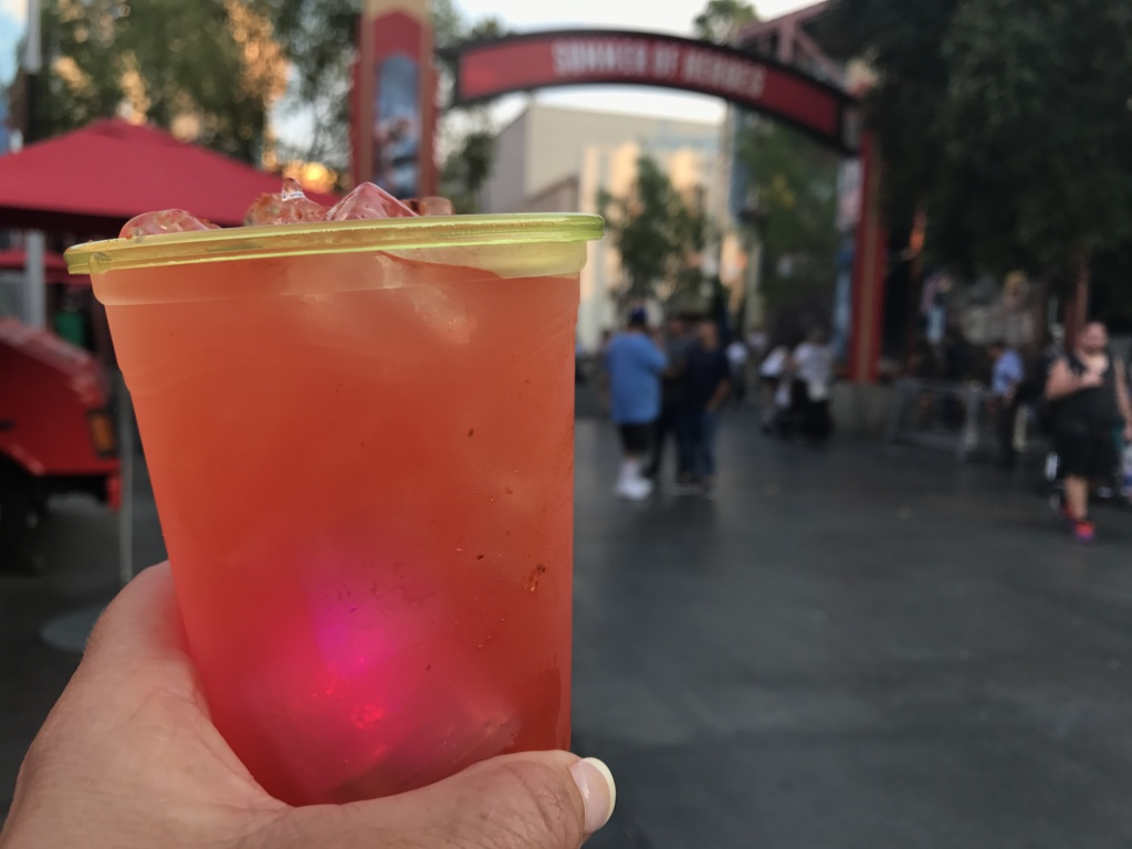 9 Things You Don't Want to Miss at Summer of Heroes at Disney California Adventure Park: Cool off with a Galatic Cocktail