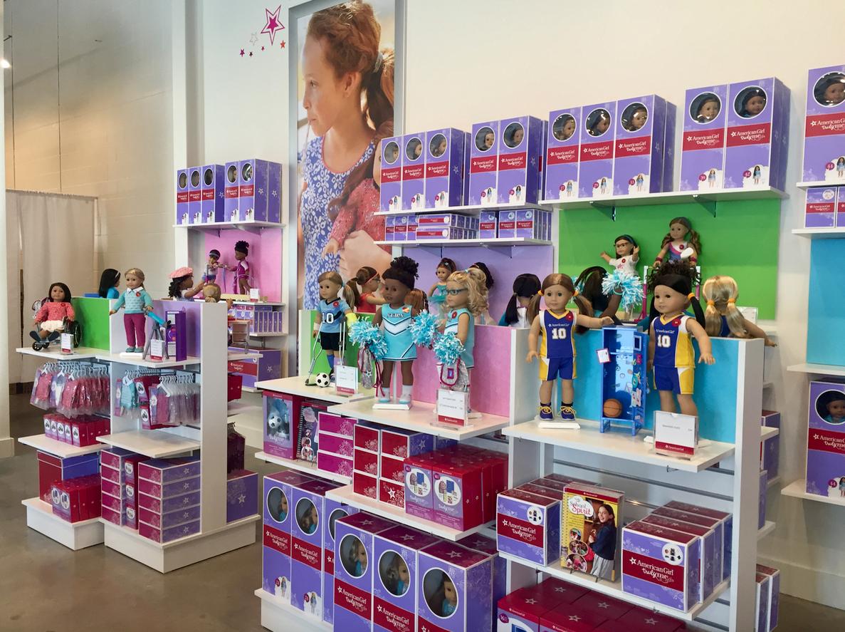 American Girl store Austin