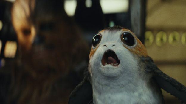 Star Wars: The Last Jedi Questions
