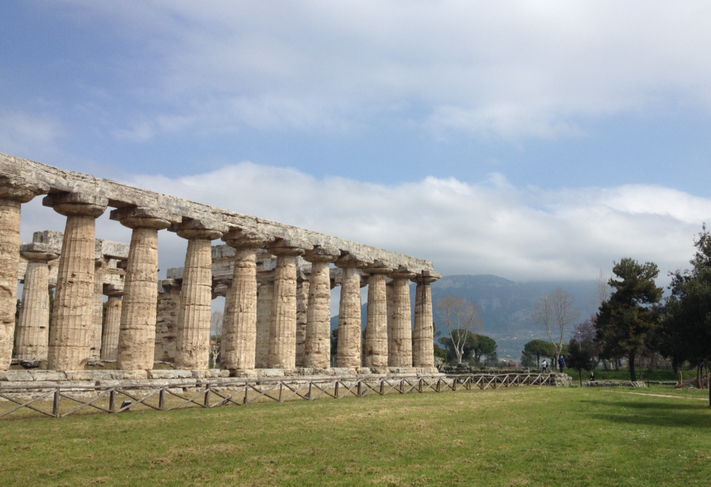 Five Day Trips from Sorrento: Paestum