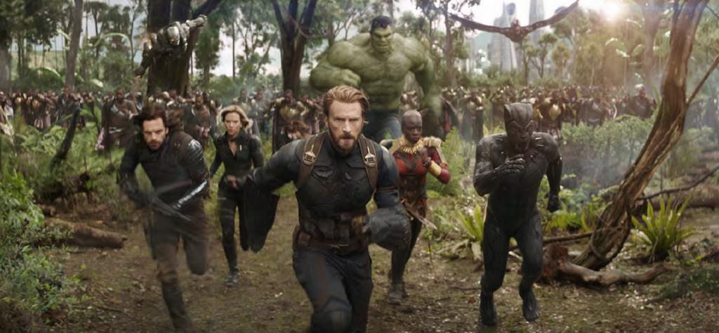 Top Disney Movies of 2018- Avengers: Infinity War