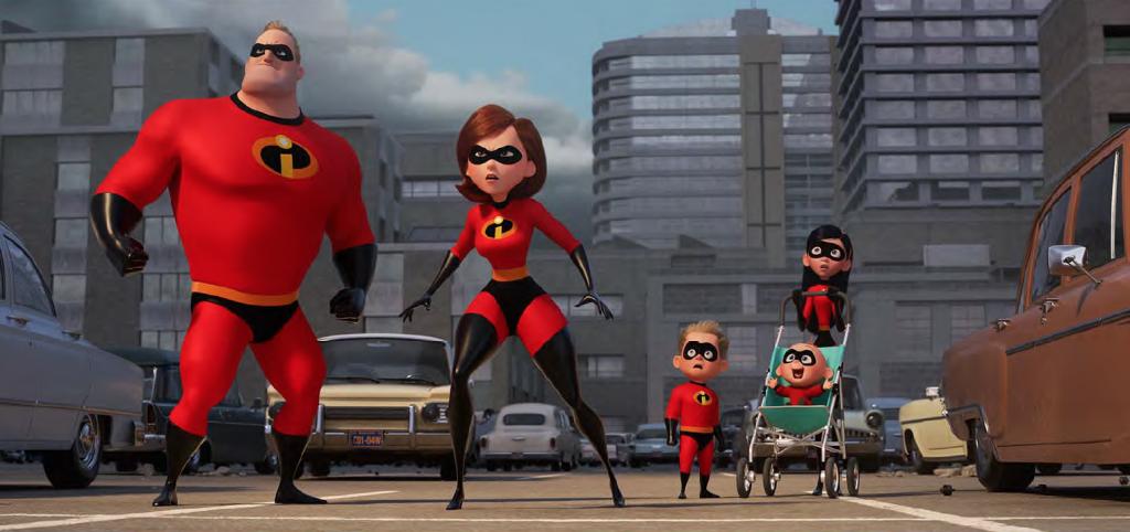 Top Disney Movies of 2018 - Incredibles 2