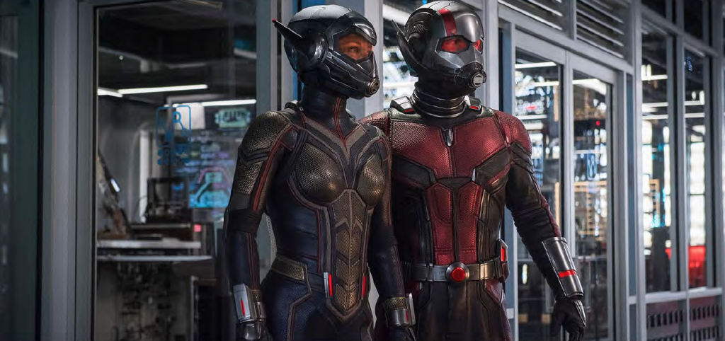 Top Disney Movies of 2018 - Ant-Man and the Wasp