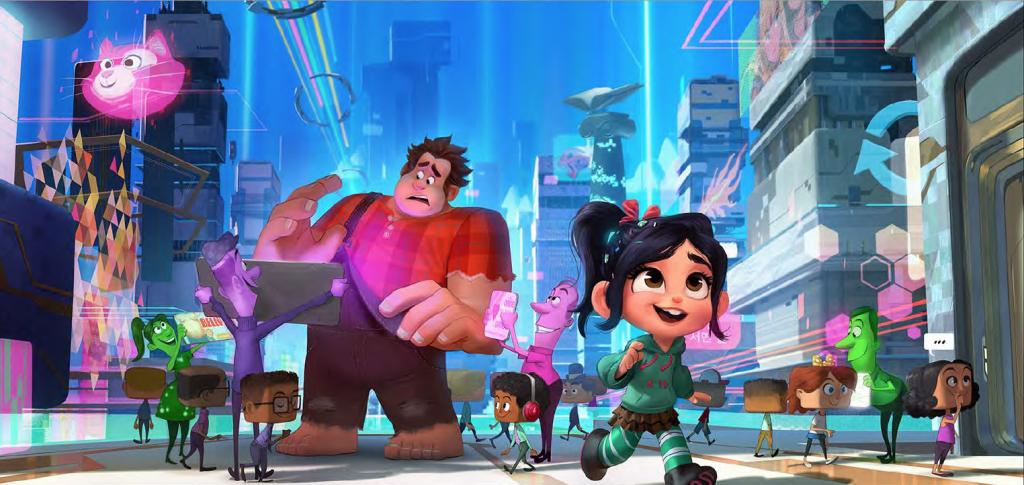 Top Disney Movies of 2018 - Ralph Breaks the Internet