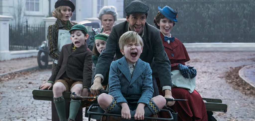 Top Disney Movies of 2018 - Mary Poppins 2
