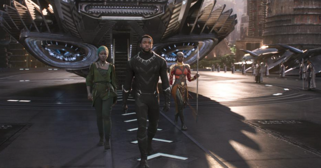 Top Disney Movies of 2018 - The Black Panther
