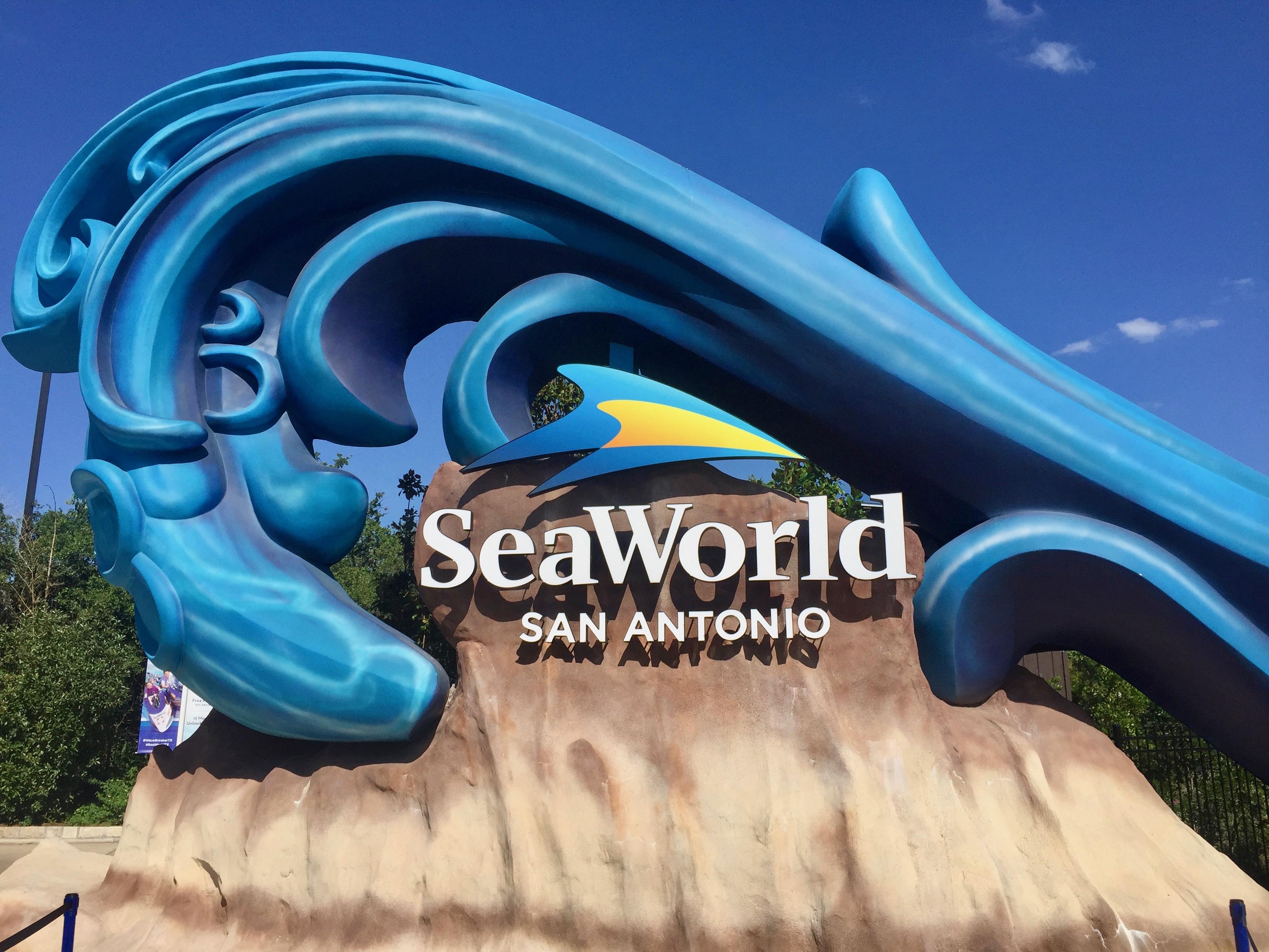 SeaWorld San Antonio Spring Break