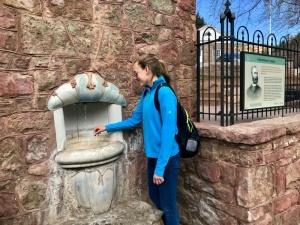 Colorado Springs with Kids: Manitou Springs Mineral Water