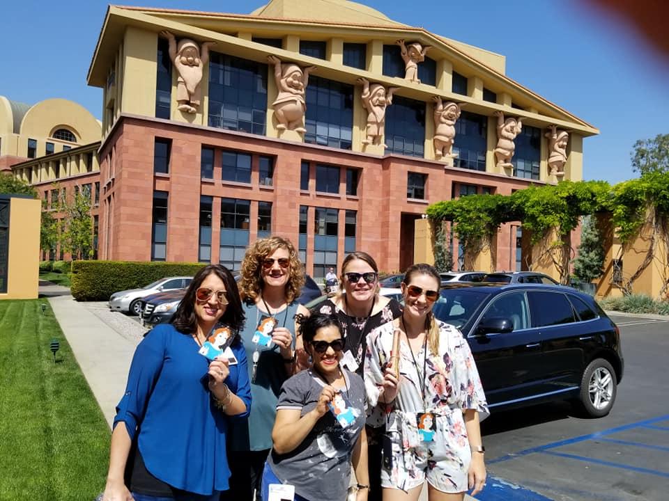 Walt Disney's Office Tour