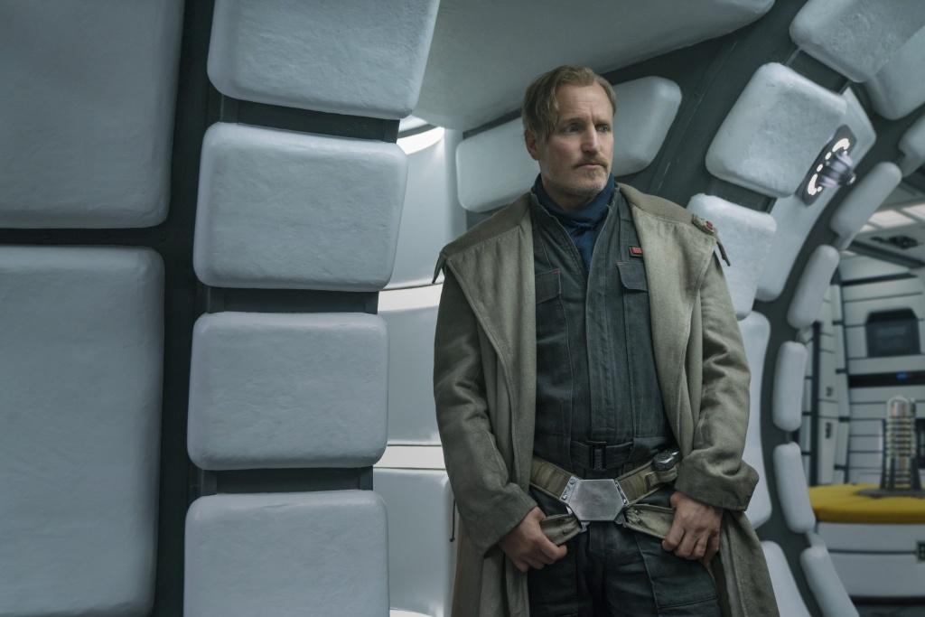 Woody Harrelson in Solo: A Star Wars Story