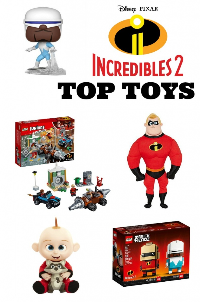 Top Incredibles 2 Toys Your Kids Are Going to Want