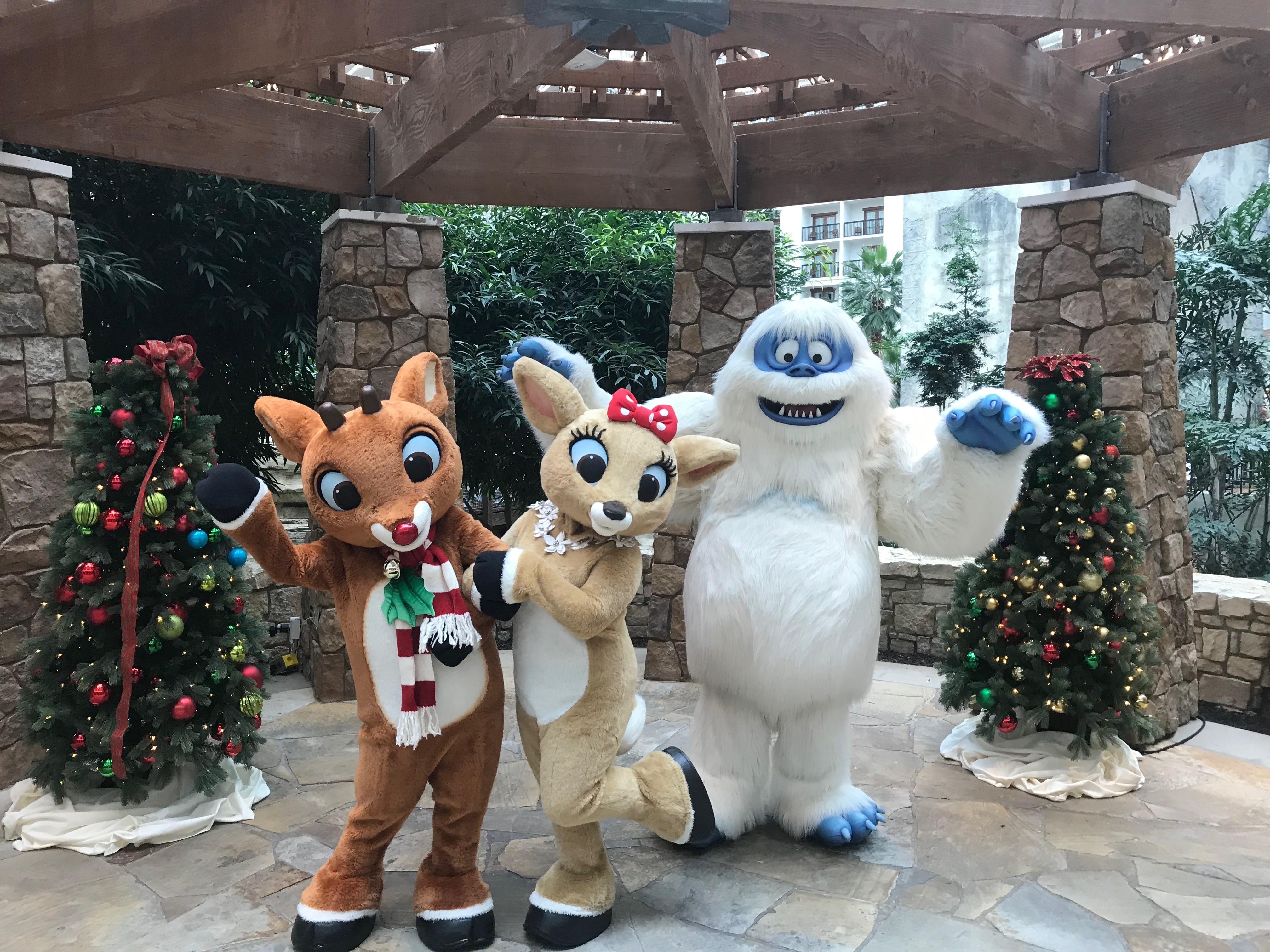 Christmas at Gaylord Texan