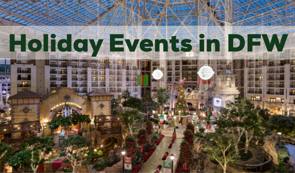 10 Holiday Events in DFW | Dallas
