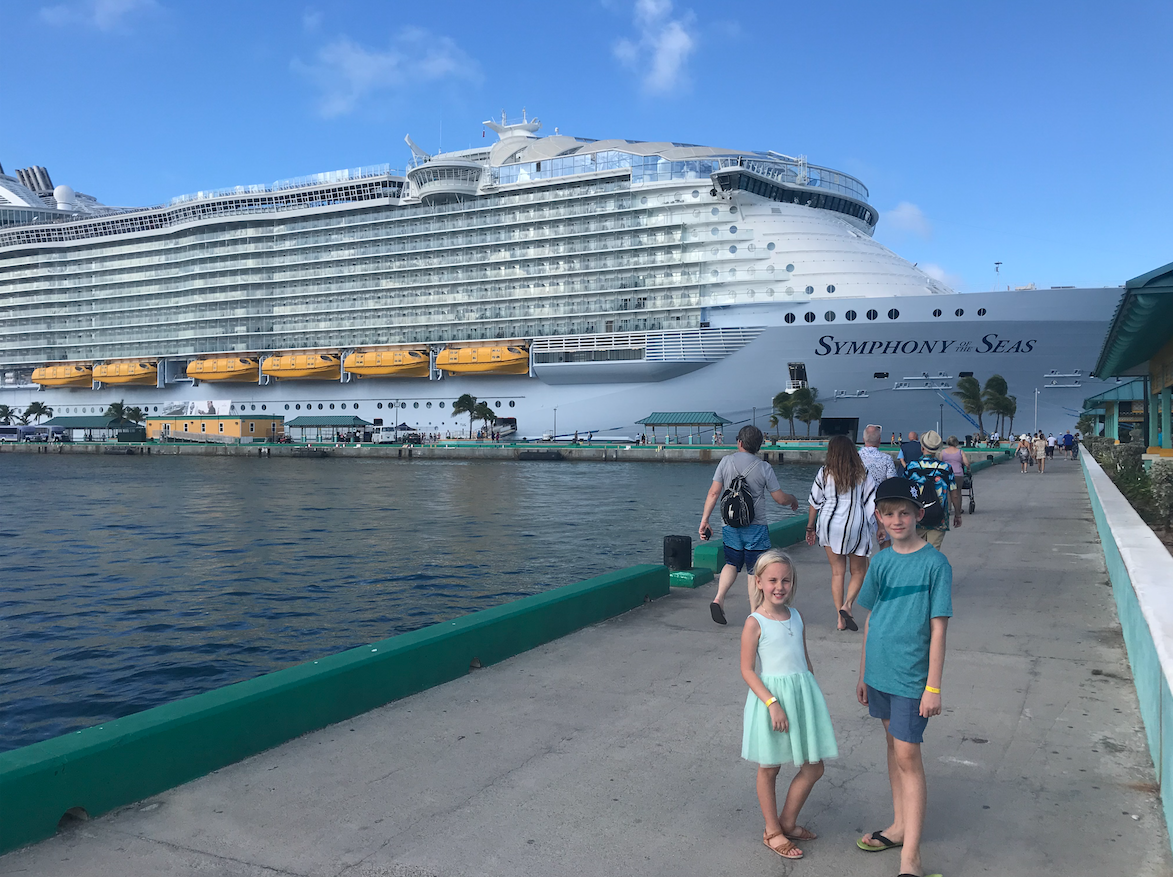 Royal Caribbean Symphony Of The Seas The Ultimate Family