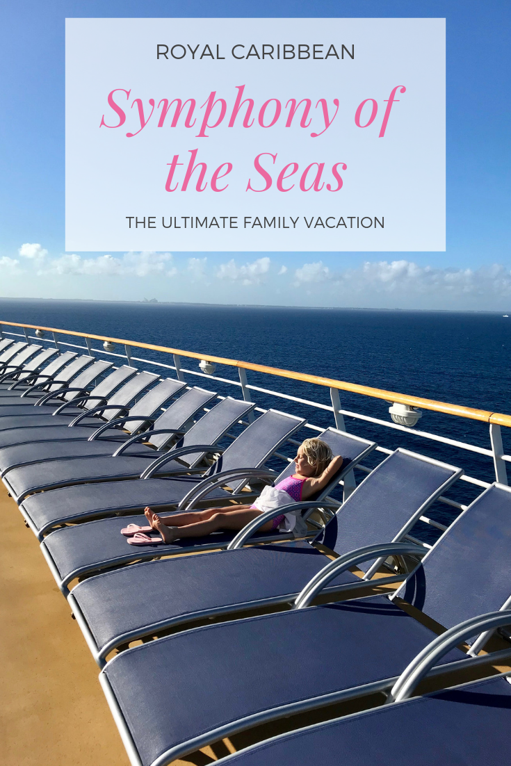 Royal Caribbean Symphony of the Seas: The Ultimate Family Vacation